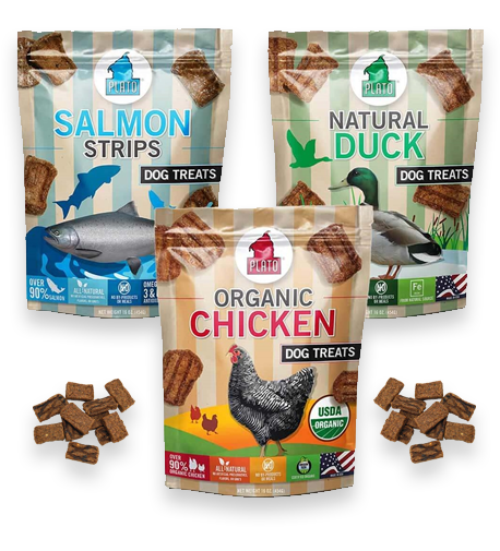 Plato Healthy Pet Treats
